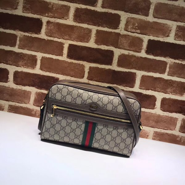 AAA+ Gucci Ophidia GG Supreme small shoulder 517080 bag