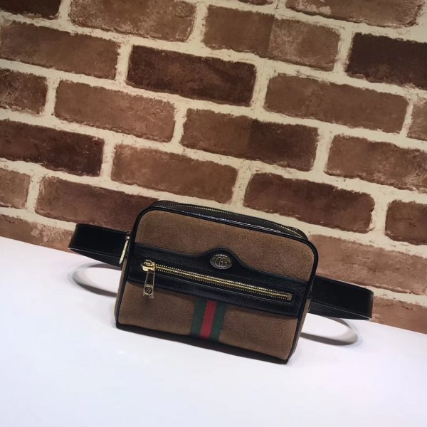 AAA+ Gucci High Quality Ophidia GG Supreme small belt 517076 bag