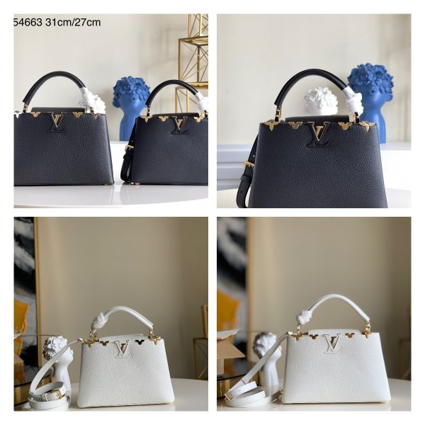 How To Buy Cheap Louis Vuitton M54663/M54665 Capucines Bag From China