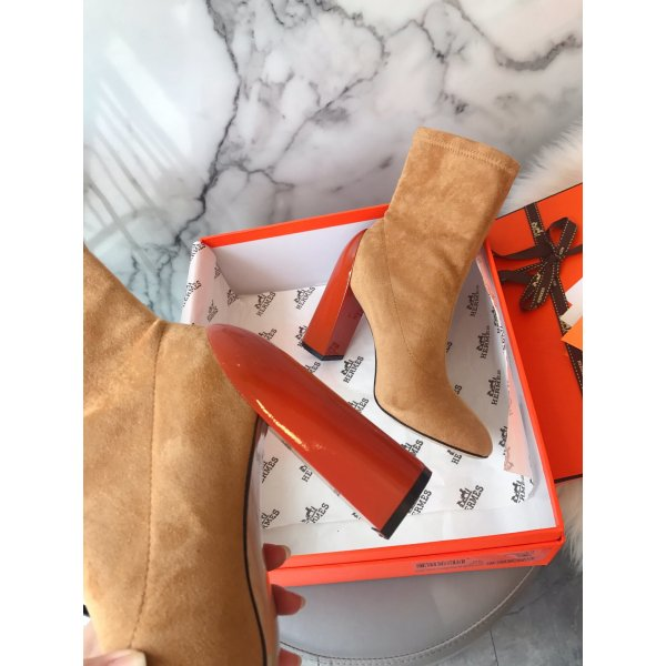 Best Hermes Ankle boots 0014