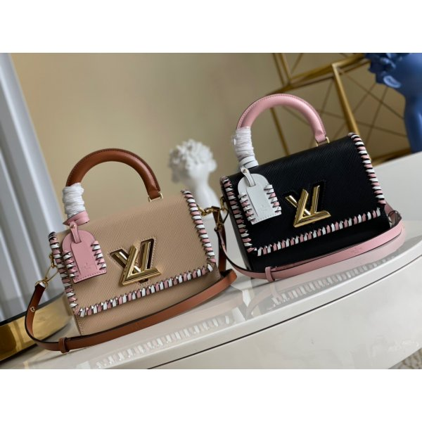 Louis Vuitton Replica M50283 Twist PM Epi Leather From China